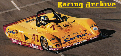 JAG Promotions Racing Archive